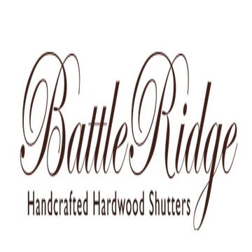 Battle ridge shutters logo