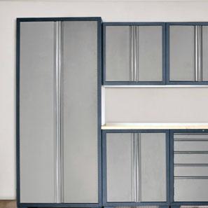 Garage I cabinets 2