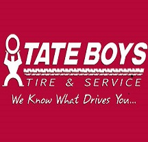 Tate Logo for TPC
